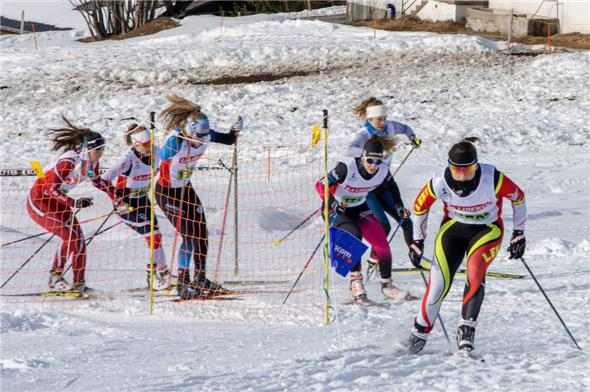 Packende Finals am Plasselber Sprint